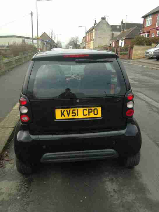 MCC Smart Car Passion Auto LHD