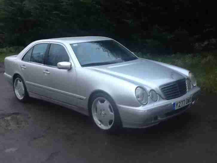 MERCEDES 320 CDI Auto Avantgarde amg wheels