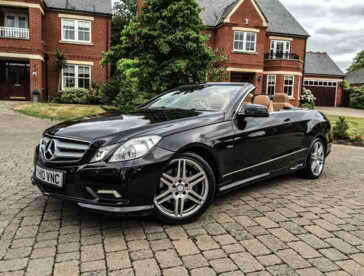mercedes benz e350 3 0 cdi amg sport convertible 7g tronic car for sale. Black Bedroom Furniture Sets. Home Design Ideas