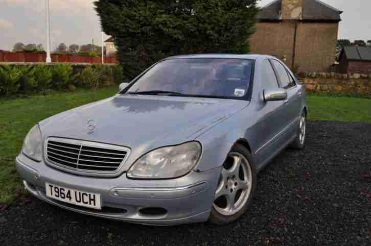 Mercedes benz s430 v8 1999 125k miles fsh car for sale for S430 mercedes benz for sale