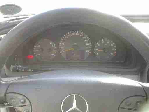 MERCEDES CLK 2003 MANUAL 2ltr LEFT HAND DRIVE IN SPAIN >>SPANISH REGISTERED <<