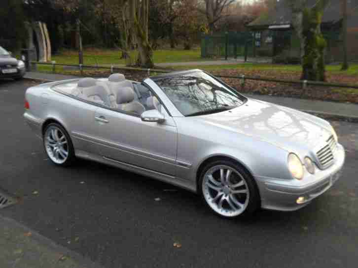 mercedes clk 320 elegance convertible car for sale. Black Bedroom Furniture Sets. Home Design Ideas