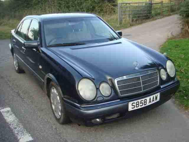 Mercedes e300 1999