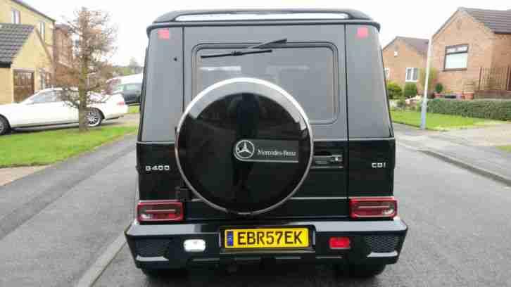 Mercedes G 400 Cdi G Wagon G Class G Wagen W463 Gl Ml 400cdi Diesel