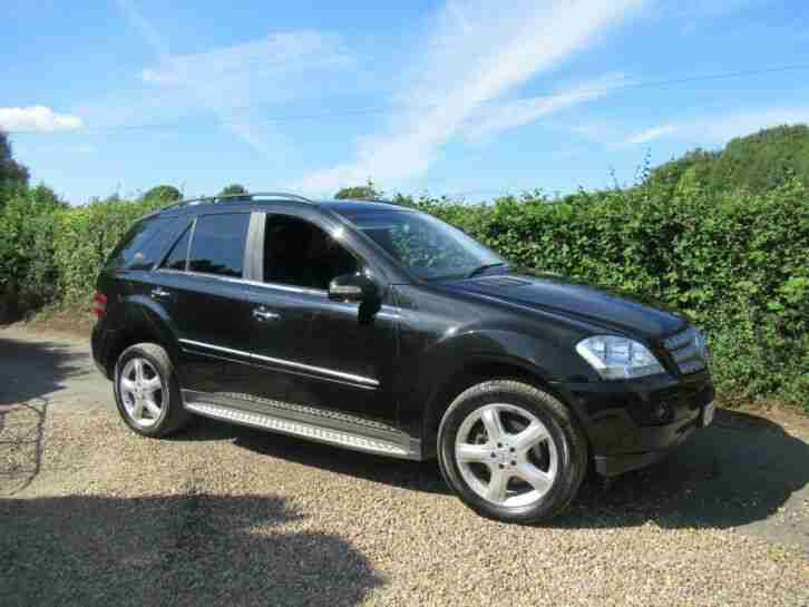 MERCEDES ML 280 CDI SPORT 4X4 AUTOMATIC 3.0 DIESEL NICE CAR