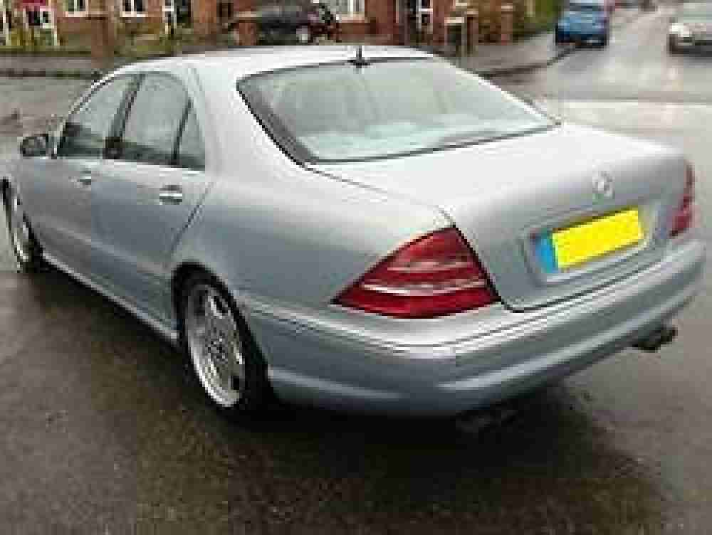 Mercedes s280 auto blue fully loaded tv 39 s dvd car for sale for Mercedes benz s280 for sale