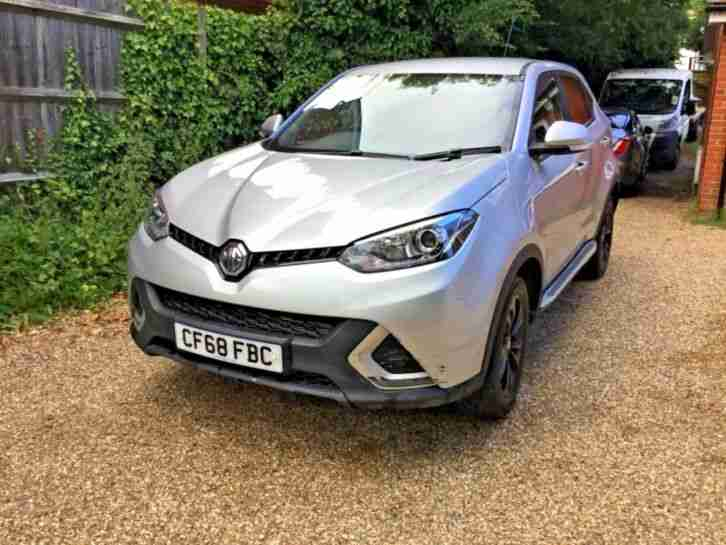 MG GS Excite SUV 1.5 turbo petrol 2018 (68 plate) drive away damaged salvage.