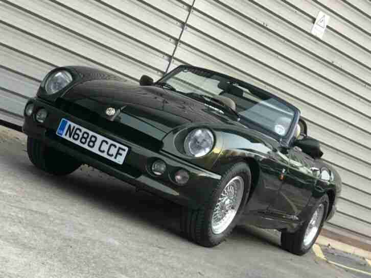 Rover MG MGF. Rover car from United Kingdom