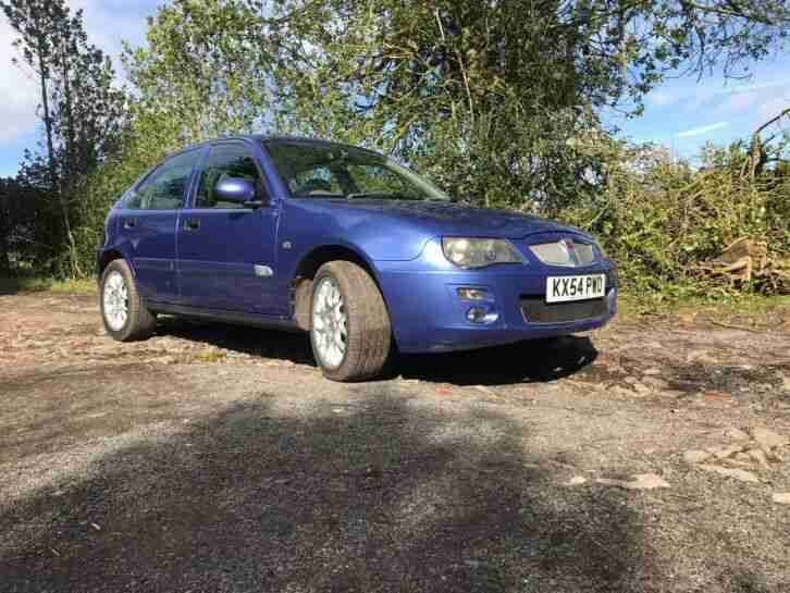 Rover MG 25. Rover car from United Kingdom