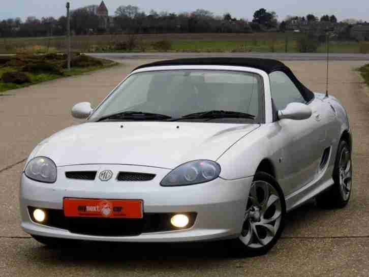 TF 1.8 135 2dr Convertible 2011, 70000