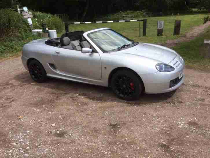 TF 1800cc 2004 Silver Hardtop & Soft Top