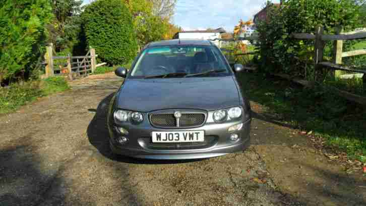 MG ZR 2.0 TURBO DIESEL 3DR V GOOD THROUGHOUT