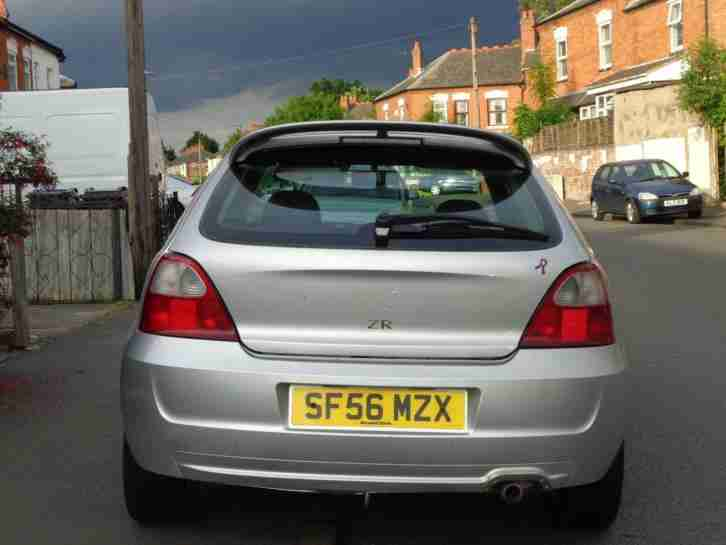 MG ZR 2006 1.4 105****BARGAIN OF THE WEEK***