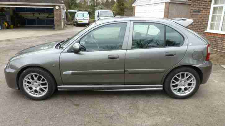 MG ZR105 5 DR HATCHBACK 2004 PETROL MANUAL 1396CC