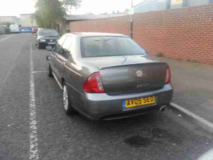MG ZS+ 4 Door Saloon