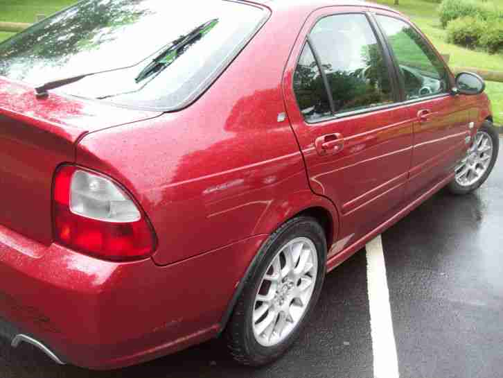MG ZS Nightfire Red 72,000 Miles Good Condition 12 MONTHS MOT