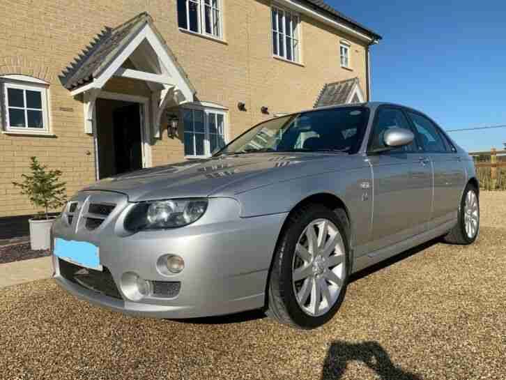 MG ZT 190 2.5 V6 111k MOT till March 2020 Drives well. Ex MG Rover Press Car