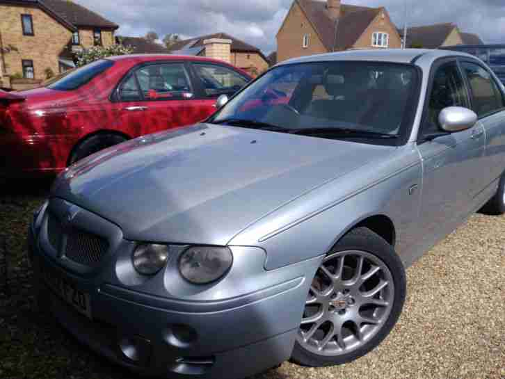 MG ZT, 2002. MG car from United Kingdom