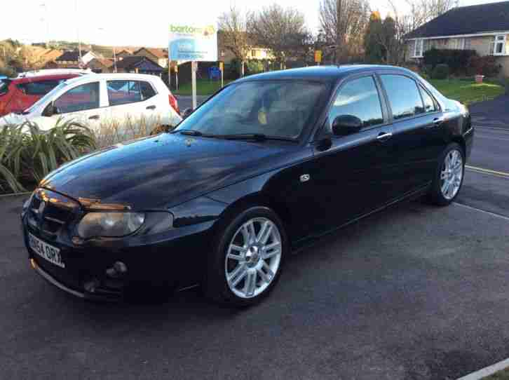 MG ZT+ CDTI 135 BLACK 2004 54 REG NO RESERVE BARGAIN