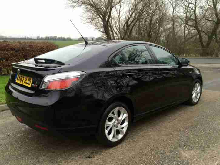 Mg 6 turbo black