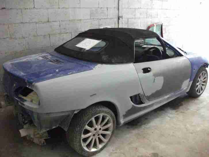 MGTF LE500 MGTF MGF PARTS NEW & USED LISTED IN OUR EBAY SHOP.