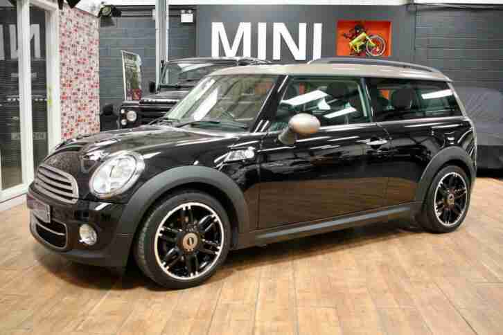 Mini CLUBMAN Cooper. Mini car from United Kingdom