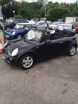 CONVERTIBLE COOPER 2008 Petrol Manual in