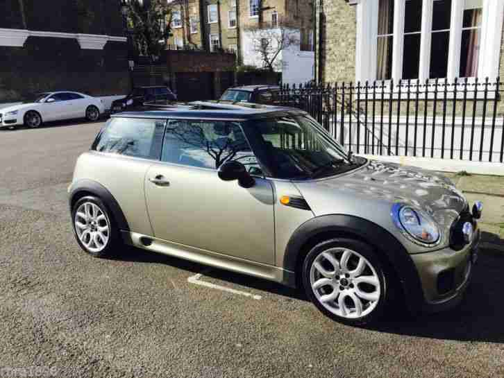 Mini Cooper Jcw 10 Months Mot Fsh Low Mileage Panoramic Sunroof