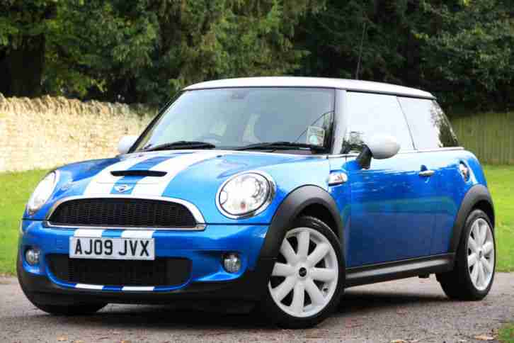 mini cooper s 1 6 turbo 1 owner great spec full leather car for sale. Black Bedroom Furniture Sets. Home Design Ideas
