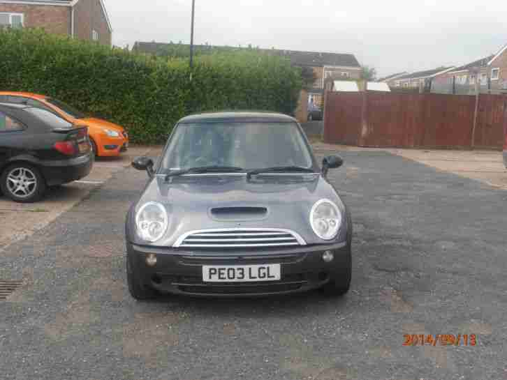 MINI COOPER S 173 BHP NOT TYPE R OR GTI