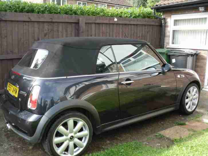 COOPER S CONVERTABLE ..POSS PEX FOR