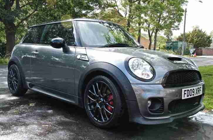 mini cooper s john cooper works r56 jcw 2009 car for sale. Black Bedroom Furniture Sets. Home Design Ideas