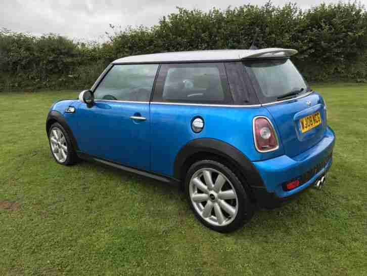 MINI COOPER S **LOW MILEAGE**