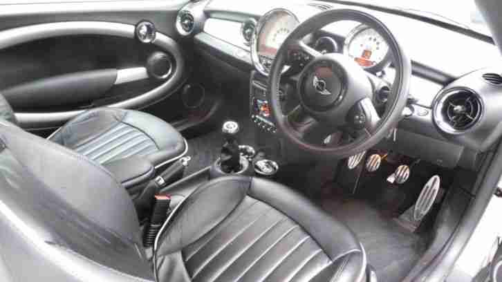 MINI COUPE Cooper S Manual