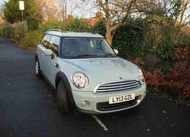 MINI Clubman 1.6 One 4dr