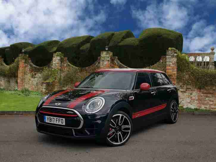 Clubman 2.0 John Cooper Works Auto ALL4