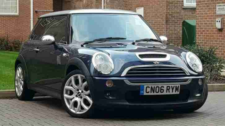 Convertible 1.6 Cooper S Convertible 2dr