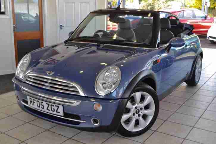 mini convertible cooper with just one owner from new car for sale. Black Bedroom Furniture Sets. Home Design Ideas