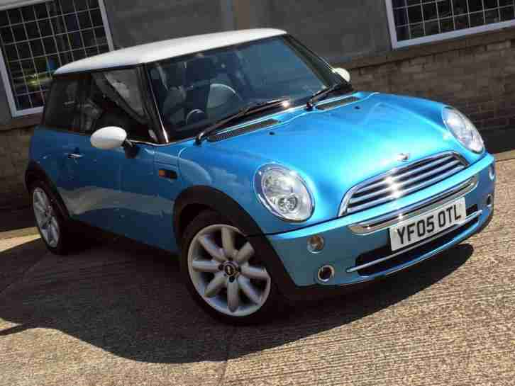 Mini Cooper 2005 Car From United Kingdom