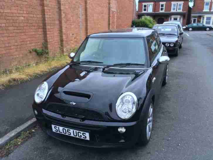 Cooper S SUPERCHARGED PETROL MANUAL