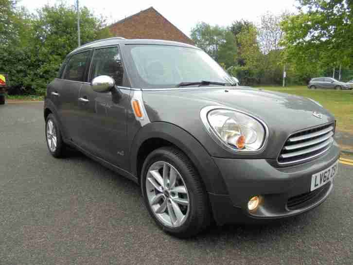 Mini Countryman 2.0. Mini car from United Kingdom