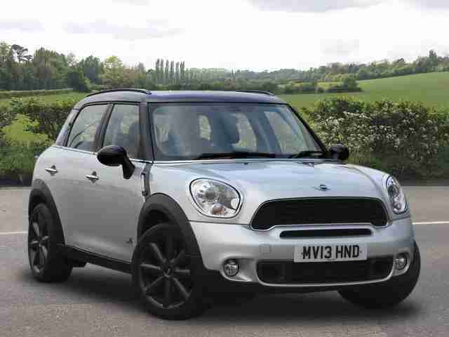 MINI Countryman 2013 Diesel 2.0 Cooper S D ALL4 5dr Auto Hatchback