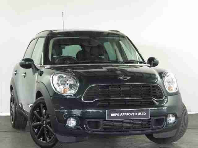 Countryman 2014 1.6 Cooper S 5dr