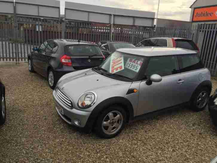 HATCH COOPER COOPER 2009 Petrol Manual