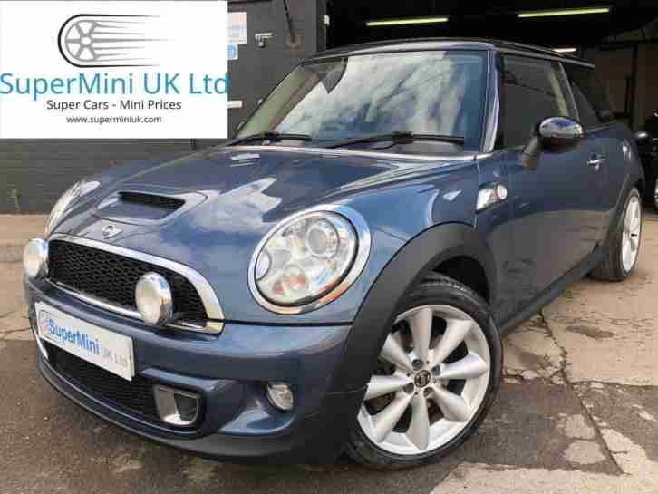 HATCH COOPER S CHILI PACK Horizon Blue