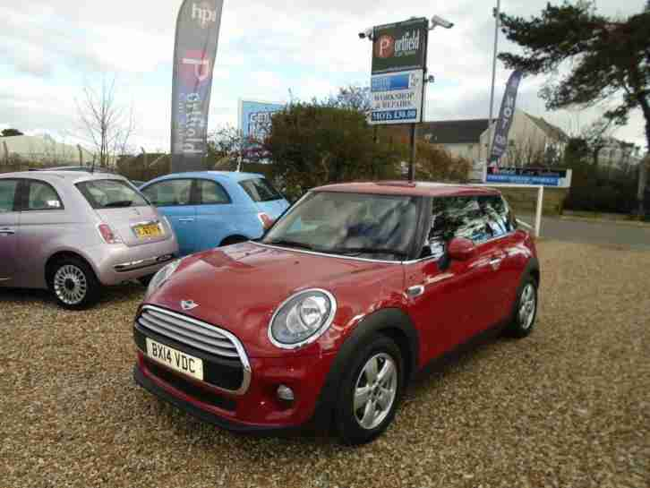 MINI Hatch 1.5 Cooper Start Start 3dr Manual 6 Speed
