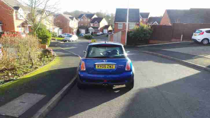 MINI Hatch Cooper S 1.6 Cooper S 3dr
