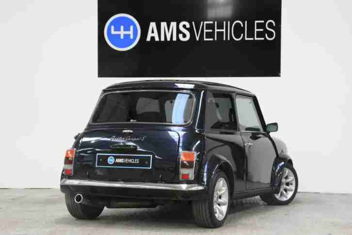 MINI MAYFAIR 1.3 AUTO BEIGE LEATHER WIDE ARCH KIT AIR CONDITIONING