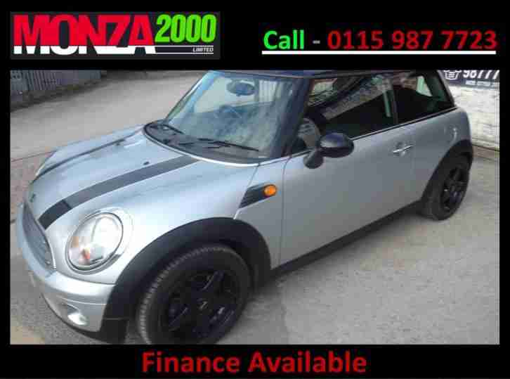 Mini (. Mini car from United Kingdom