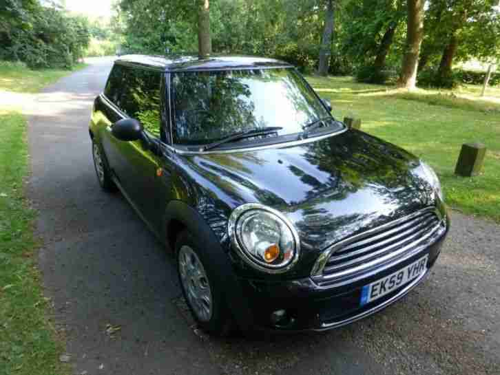 mini one 1 4 first hatchback 3d 1397cc car for sale. Black Bedroom Furniture Sets. Home Design Ideas